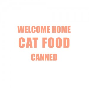 Cat Food Canned